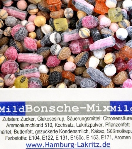 Milder Bonsche-Mix