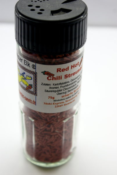 Red Hot Chili Streusel, STREUER