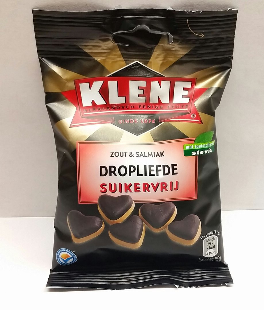 Dropliefde