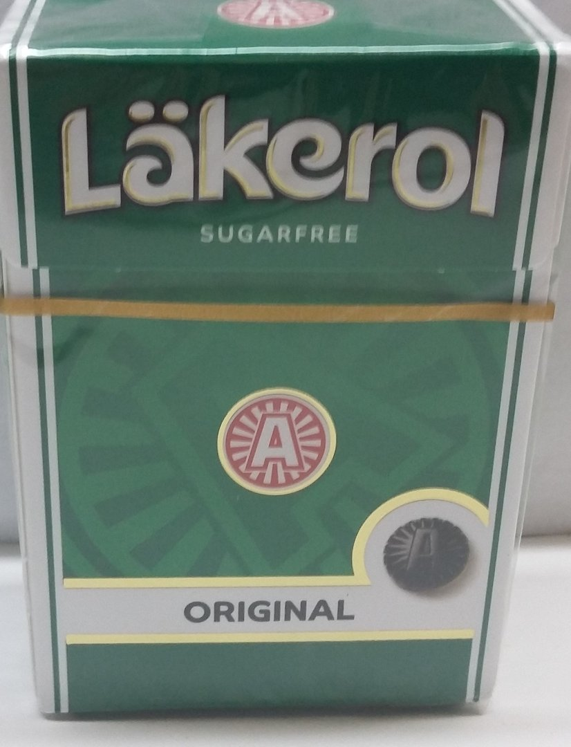 Läkerol XL, Original