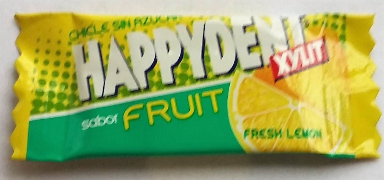 HAPPYDENT Fresh Lemon