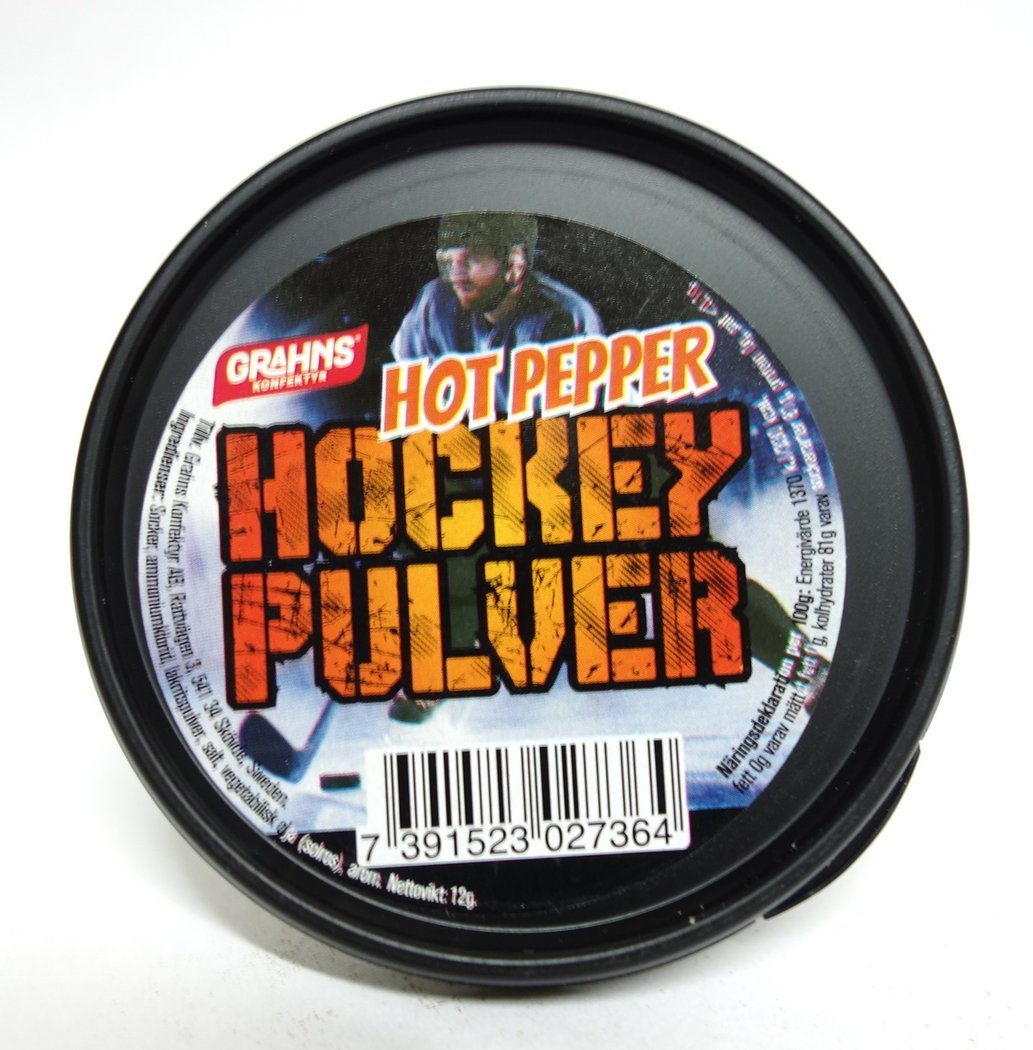 Hockey Pulver, HOT PEPPAR